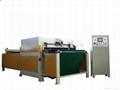输送带式全自动数控精密四柱油压裁断机 1