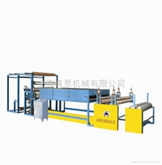 Sand paper Laminating machine