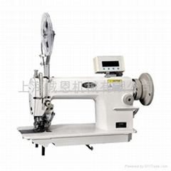 Automatic Round Pin Embroidery Machine With Servo Motor