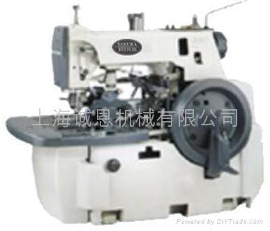 Eyelet Buttonhole Machine  1