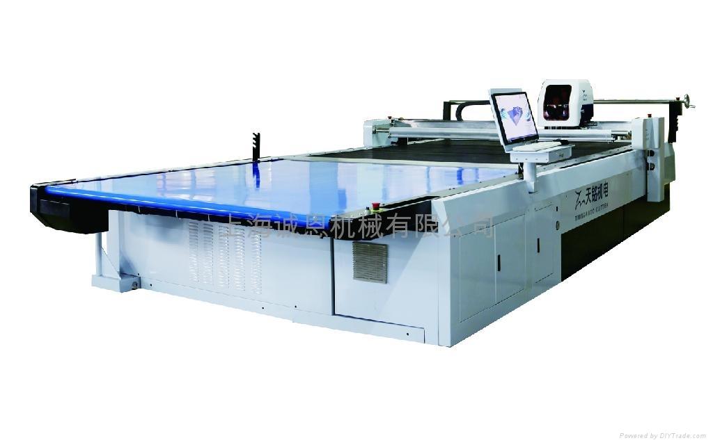 Automatic cutting