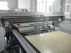 Automatic pull machine