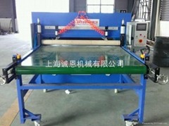 Foam automatic cutting machine