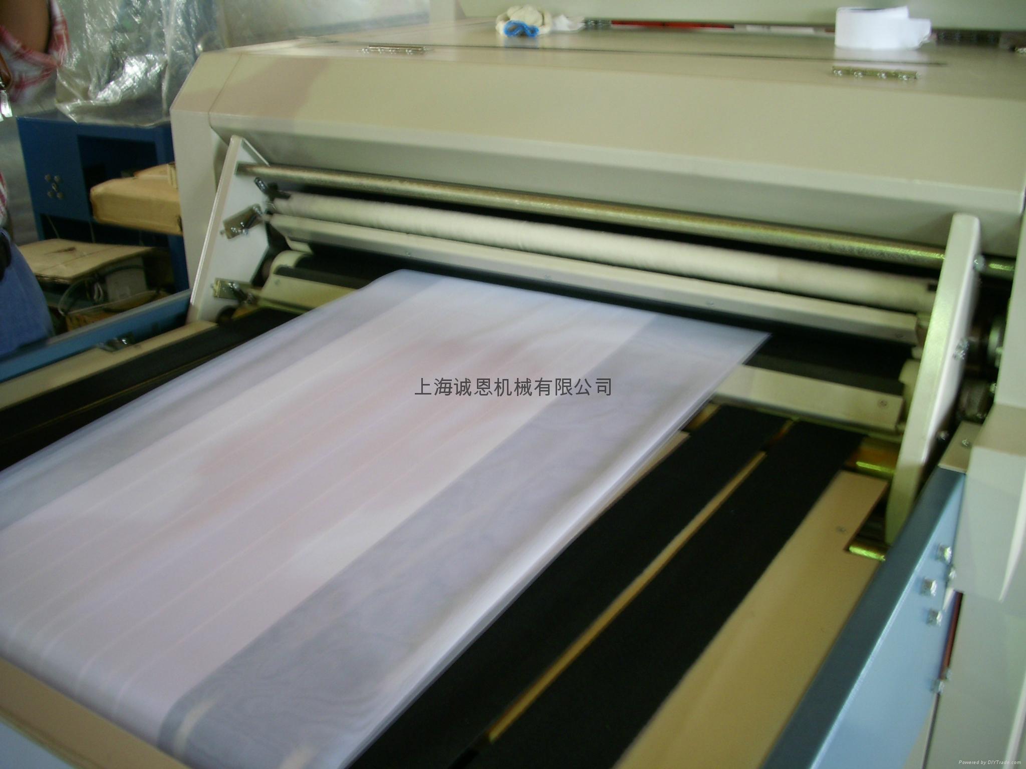 Special laminating machine 4