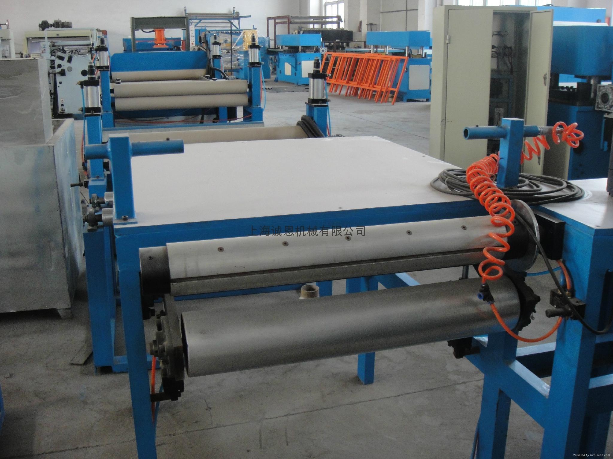 工業皮帶自動裁斷機 1