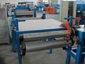 Industrial belt automatic cutting machine