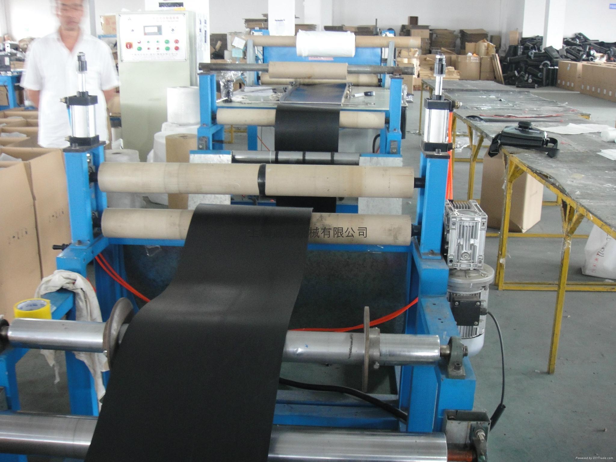 工業皮帶自動裁斷機 5