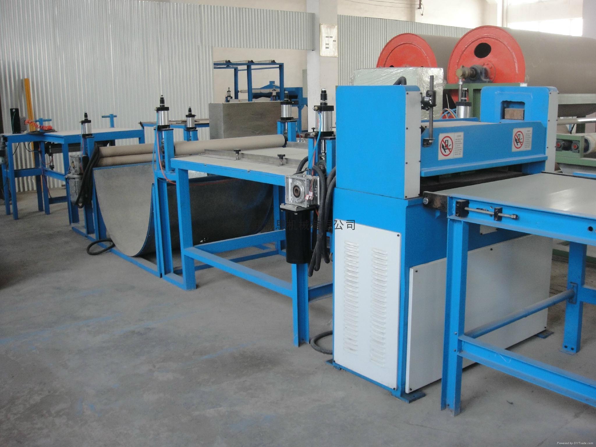 工業皮帶自動裁斷機 7