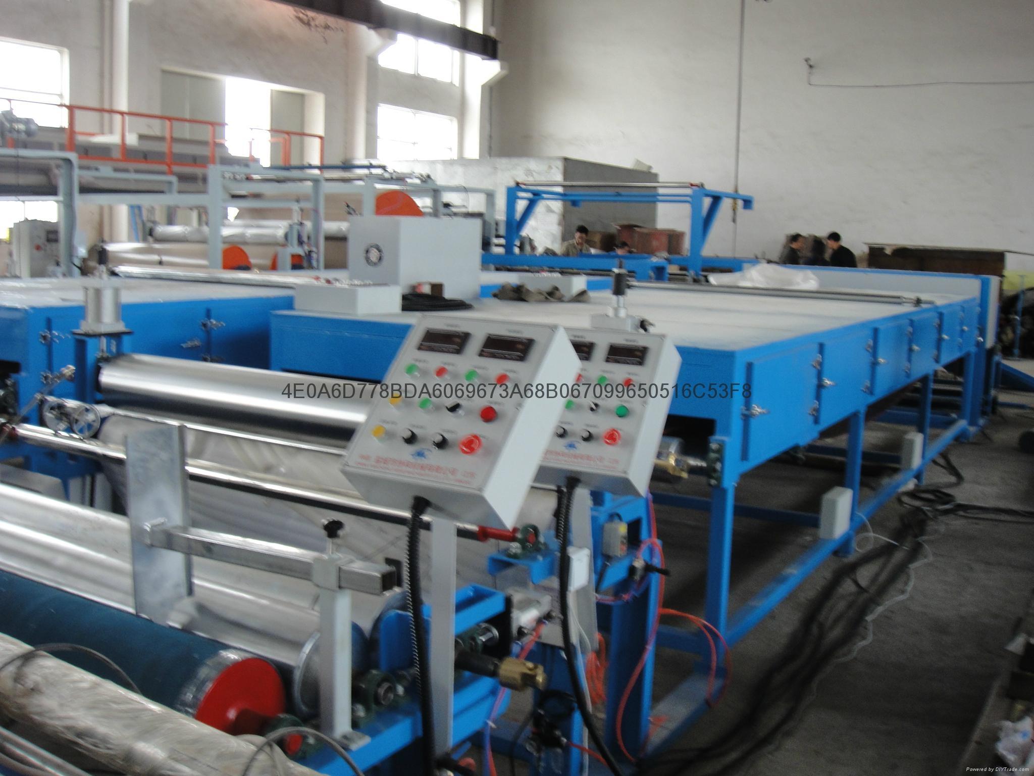 Sandpaper compound machine 5