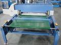 Automobile sunshading board automatic cutting machine