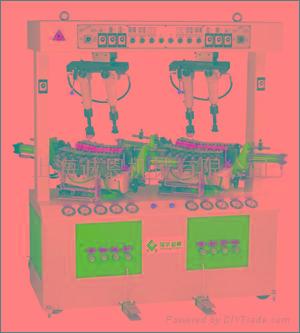 龍門油壓牆式壓底機 1