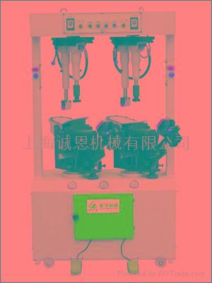 萬用式油壓壓底機 1