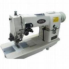 Double Needle Picot Stitch Machine