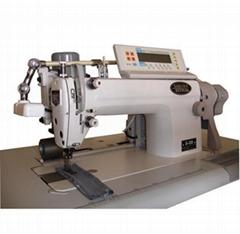 Double Needle Hand-Stitch Machine (Chainstitch Type)