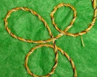 手搖繡花機(可縫製毛巾繡、鏈目繡、飾帶繡、包繩繡、蜈蚣繡)  2