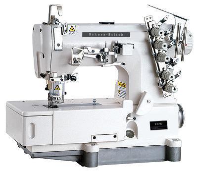 高速普及平板繃縫機  1