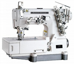Flat-Bed General Coverstitch Machine