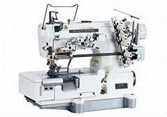 高速平板上鬆緊(蕾絲)繃縫機