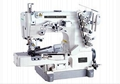 Cylinder Bed Tape Binding Coverstitch Machine 1
