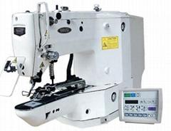 High Speed Computerized Button Stitch Machine