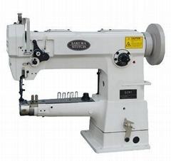 1 Needle Unison Feed Cyinder Bed Sewing Machine (46mm)