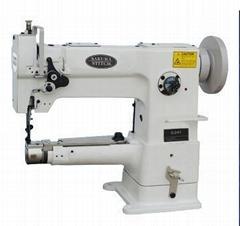 1 Needle Unison Feed Cyinder Bed Sewing Machine (50mm)
