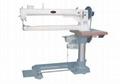 单针筒型综合送料厚料机大旋梭(950MM)长臂