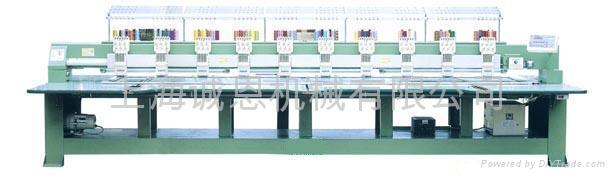 電腦繡花機經濟型系列 1