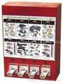 TATTOOS STICKER VENDING MACHINE