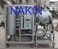 JZS系列內燃機油再生過濾設備