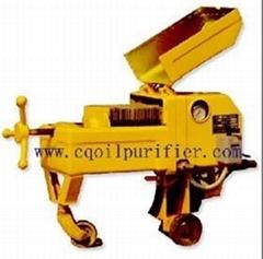 板框式濾油機