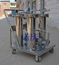 不鏽鋼濾油機 1