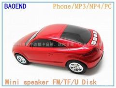 TF Card Portable Mini Speaker