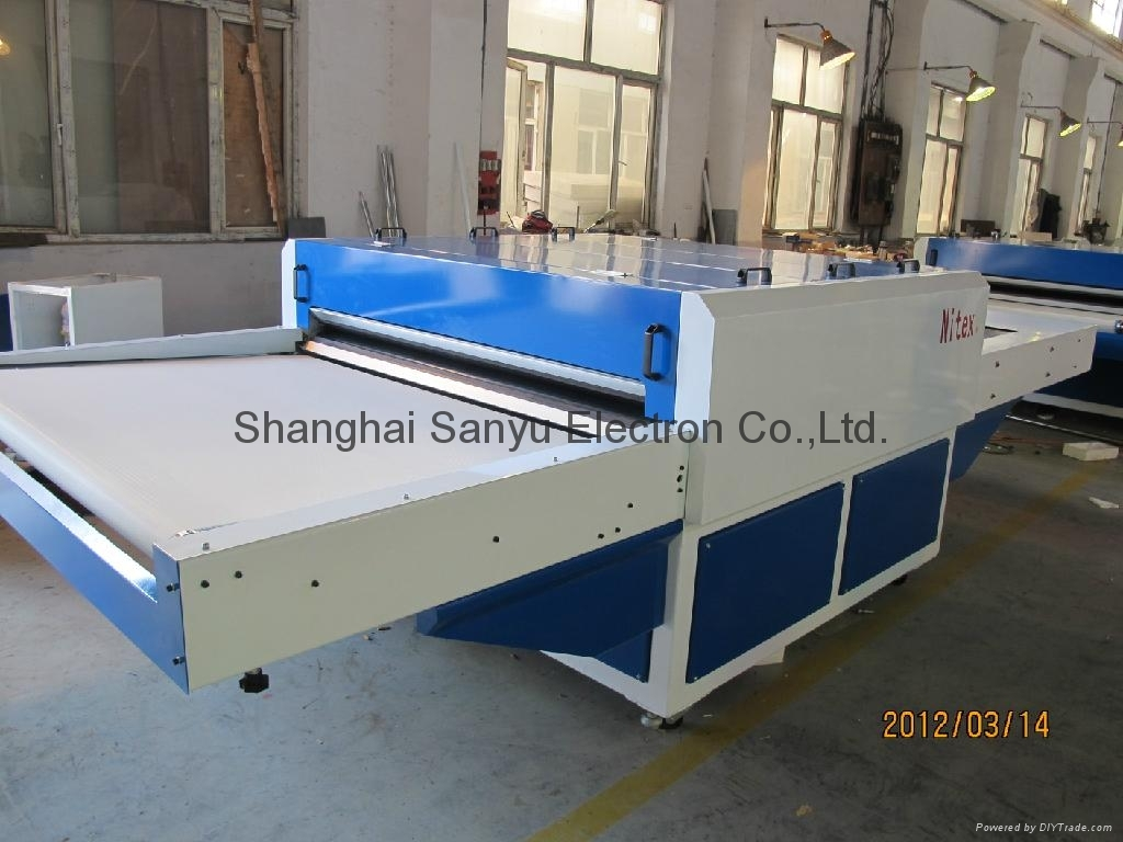 Nitex Fusing Press Machine 600mm--1800mm