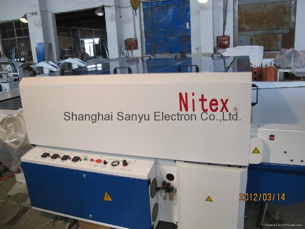 Fusing Press Machine NHG-600-900-1000-1200-1600-1800 - Nitex Brand 5