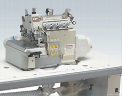Over Lock 4 thead Sewing Machine