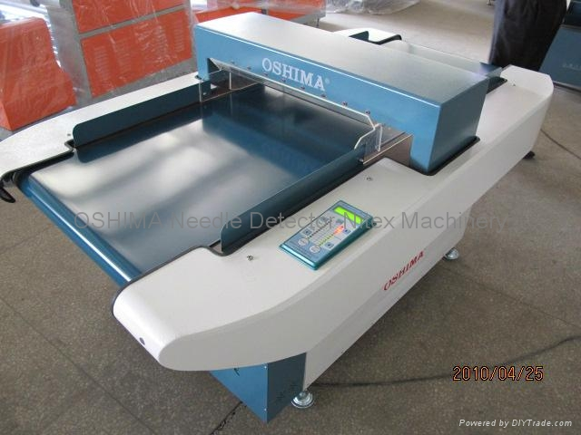 OSHIMA ON-V720C AUTO Metal  Detector-Needle Detector Machine 1