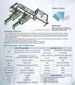 Disposable Medical Surgical Mask Machine--Full Automatic Production Line