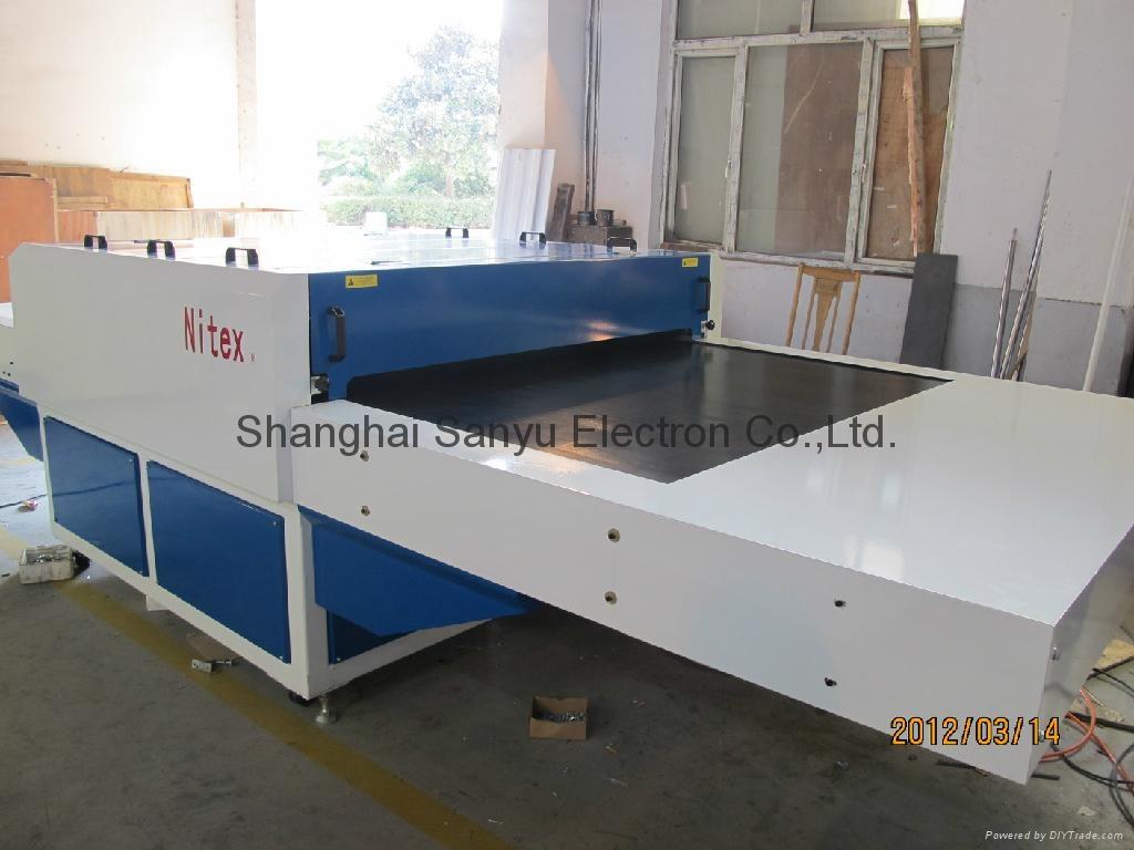 Fusing Press Machine NHG-600-900-1000-1200-1600-1800 - Nitex Brand 1