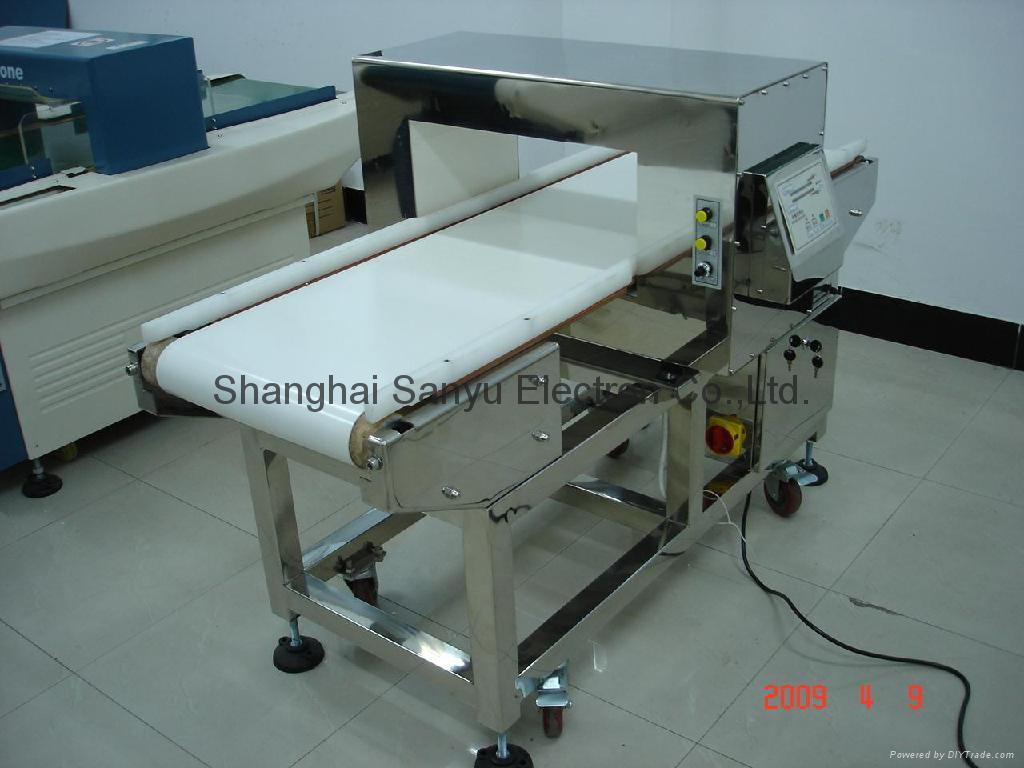 OMK-400D-500D-600D- Non-ferrous Full Metal Detector Machine 2