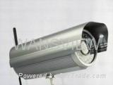 Wansview WiFi IR IP Camera With Waterproof NCH-532MW