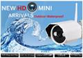 Wansview H264 P2P WIFI 720P Waterproof
