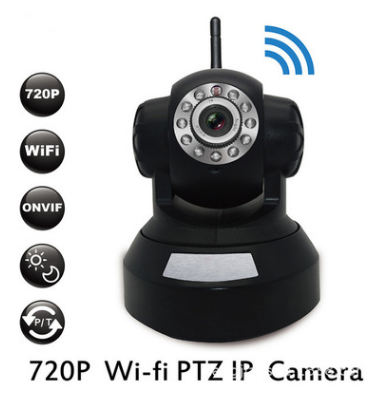 Wansview 720P HD Wifi Wireless Baby Monitor PTZ Security - 630GB