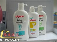 泰國進口貝親嬰儿沐浴露