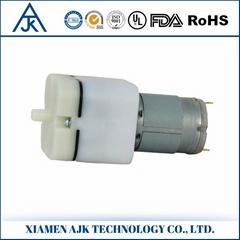 Low Noise DC Mini Diaphragm Air Pump for Car Mini Car Air Compressor