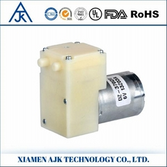 Compact DC Mini Diaphragm Breast Vacuum Pump Motor 4LPM