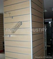 MDF slat wall board