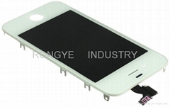 Iphone5 LCD Touch Screen DigitIzer Assembly Replacement