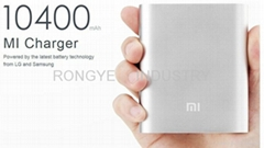 Originally Portable Xiaomi hongmi 10400 AMH Power Bank Supply Charger