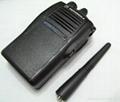 Motorola GP328 Plus UHF 403-470 Mhz 16 Channel Two-Way Radio 1